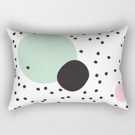 Dotti dance Rectangular Pillow