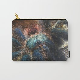 Greenbottle Blue Tarantula Carry-All Pouch