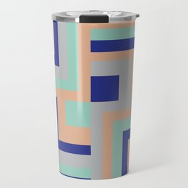 Four Squared Travel Mug