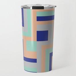 Four Squared Travel Mug
