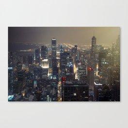 Chi Town Canvas Print