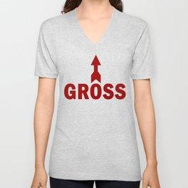 Gross Unisex V-Neck