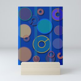 Abstract #21 Mini Art Print