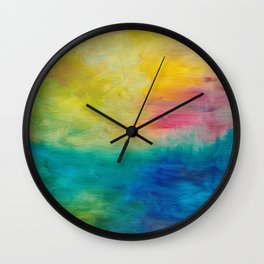 Dimensions Wall Clock