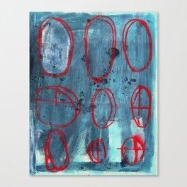 Crosshair Canvas Print