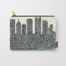 Steel City Skyline Carry-All Pouch