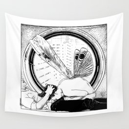 asc 451 - L'amante avide (Hungry mistress) Wall Tapestry