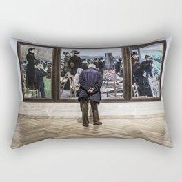 Artwatcher Rectangular Pillow