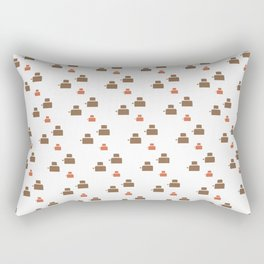 TOASTER PATTERN Rectangular Pillow