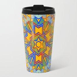 Pattern 7 Travel Mug