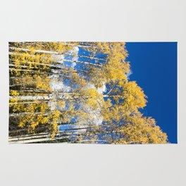 Colorado Aspens Rug