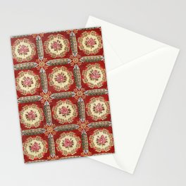 Aubusson 19th Century French Rug Print Stationery Cards