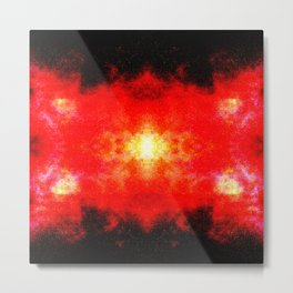 Project 59.311 - Abstract Photomontage Metal Print
