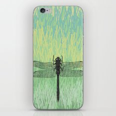 Dragonfly ~ The Summer Series iPhone & iPod Skin
