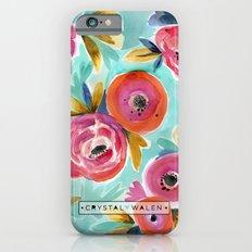 Rain Flower Slim Case iPhone 6s