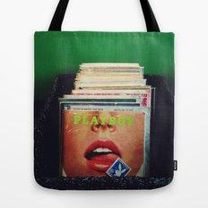 Vintage Playboy Tote Bag