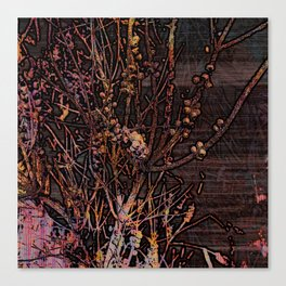 Twigs Singing Canvas Print
