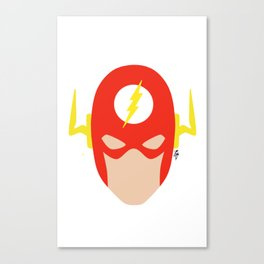 THE FLASH Canvas Print