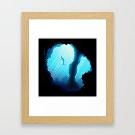 Mer!Haru Framed Art Print