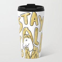 Outsider Art Travel Mug