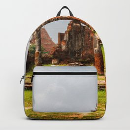 Ruins of Ayutthaya Backpack