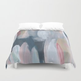 Oyster's Pearl Duvet Cover