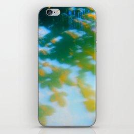 anini reflection iPhone Skin