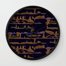 Gamers Have Hearts - Dig Wall Clock
