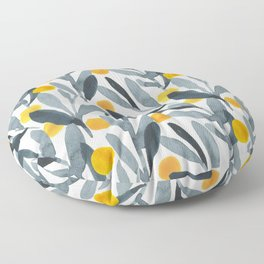 Sun dried tomatoes Floor Pillow