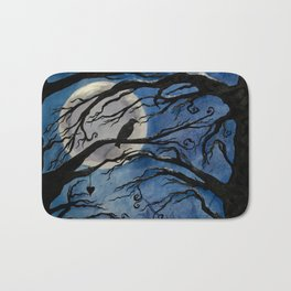 Forest of silence Bath Mat