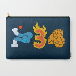 Fantastic Numbers Carry-All Pouch