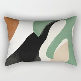 Abstract Art 37 Rectangular Pillow
