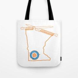 MKG Minnesota - Orange Tote Bag