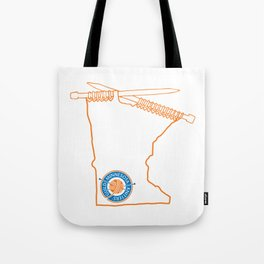 MKG Minnesota - Orange Tote Bag