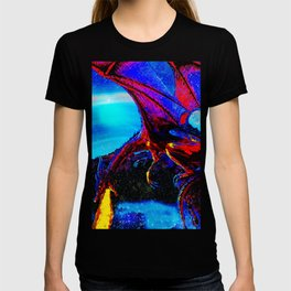 DRAGON VISIONS DREAMS AND STARS T-shirt