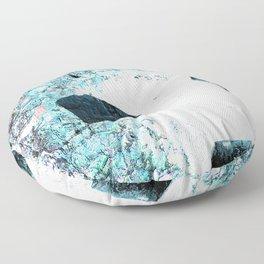 Soccer art Floor Pillow