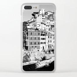 Riomaggiore, Italy Clear iPhone Case