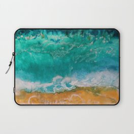 Ocean's Bliss Laptop Sleeve