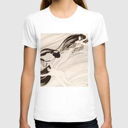 "Gustav Klimt ""Fish Blood"" T-shirt"