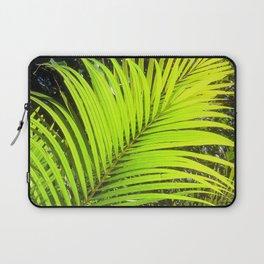 Palm Frond Laptop Sleeve