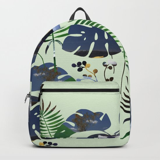 Exotic Holidays Backpack