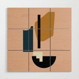 Shape study #2 - Lola Collection Wood Wall Art
