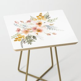 Your Mind Is Garden Side Table