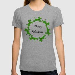 Puppy Christmas! T-shirt