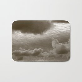 Ocean of Clouds Bath Mat