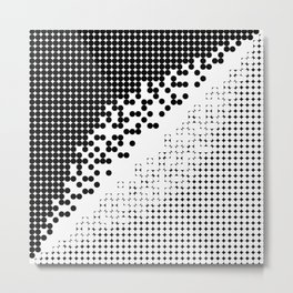 this design killed me v2 Metal Print