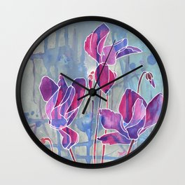 Soft Surrender  Wall Clock