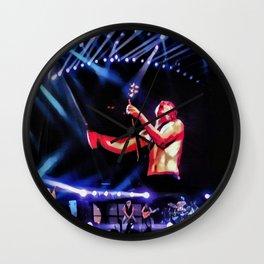 AC/DC - Angus Wall Clock