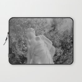 film photograph taken with crown graphic 4x5 camera Laptop Sleeve