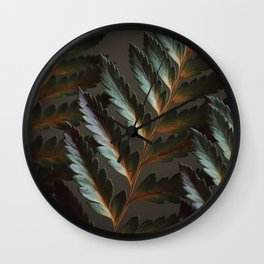 A Slow Moment Wall Clock
